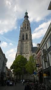 Nassaukerk in Breda's Grote Markt