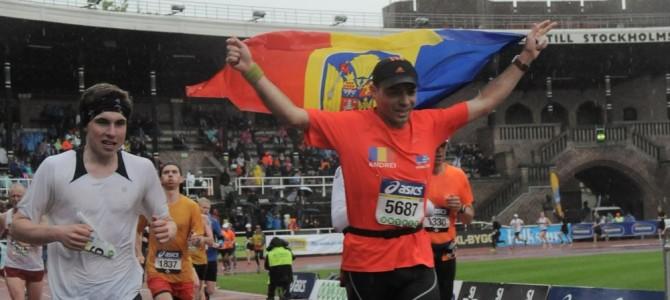 Race Report: Stockholm Marathon 2015