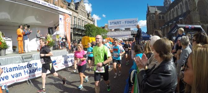 Race report: Haarlem Half Marathon 2015